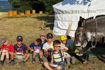Camps « Aventure Nomade »