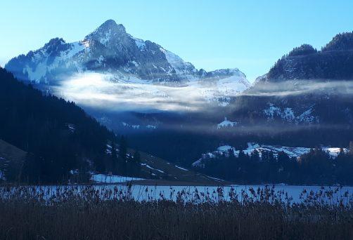 Séjour en raquettes au Schwarzsee